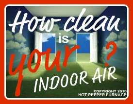 How Clean is your Indoor Air